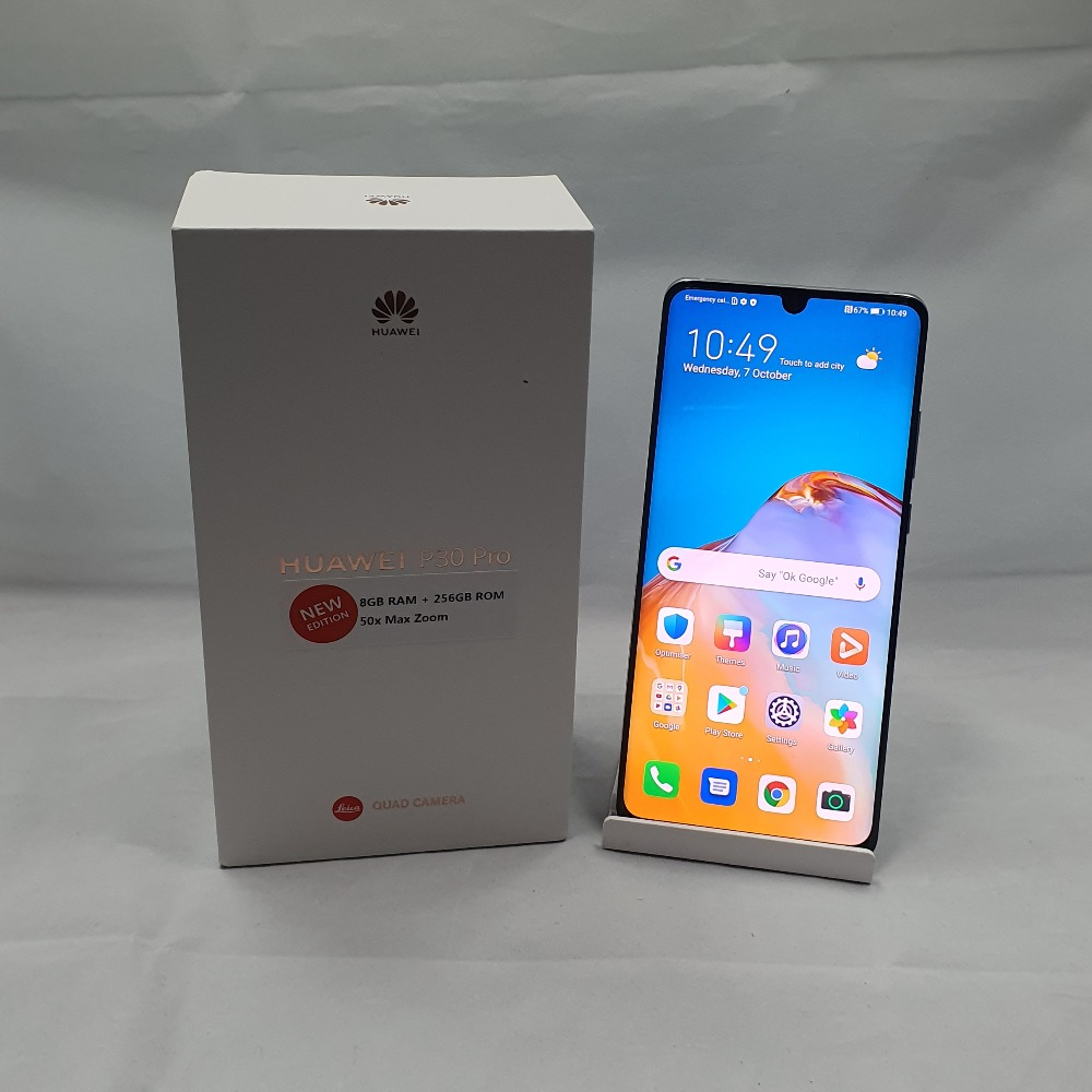 Product photo for *SALE* Huawei P30 Pro