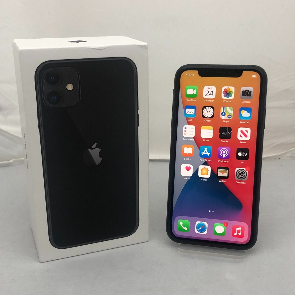 Product photo for iPhone 11 (64GB) (Unlocked)