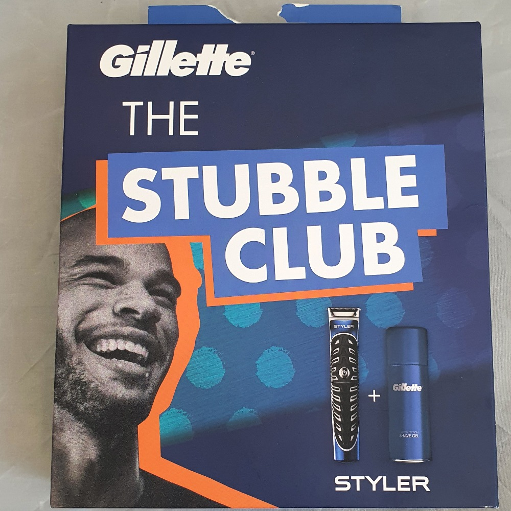 Product photo for Gillette The Stubble Club