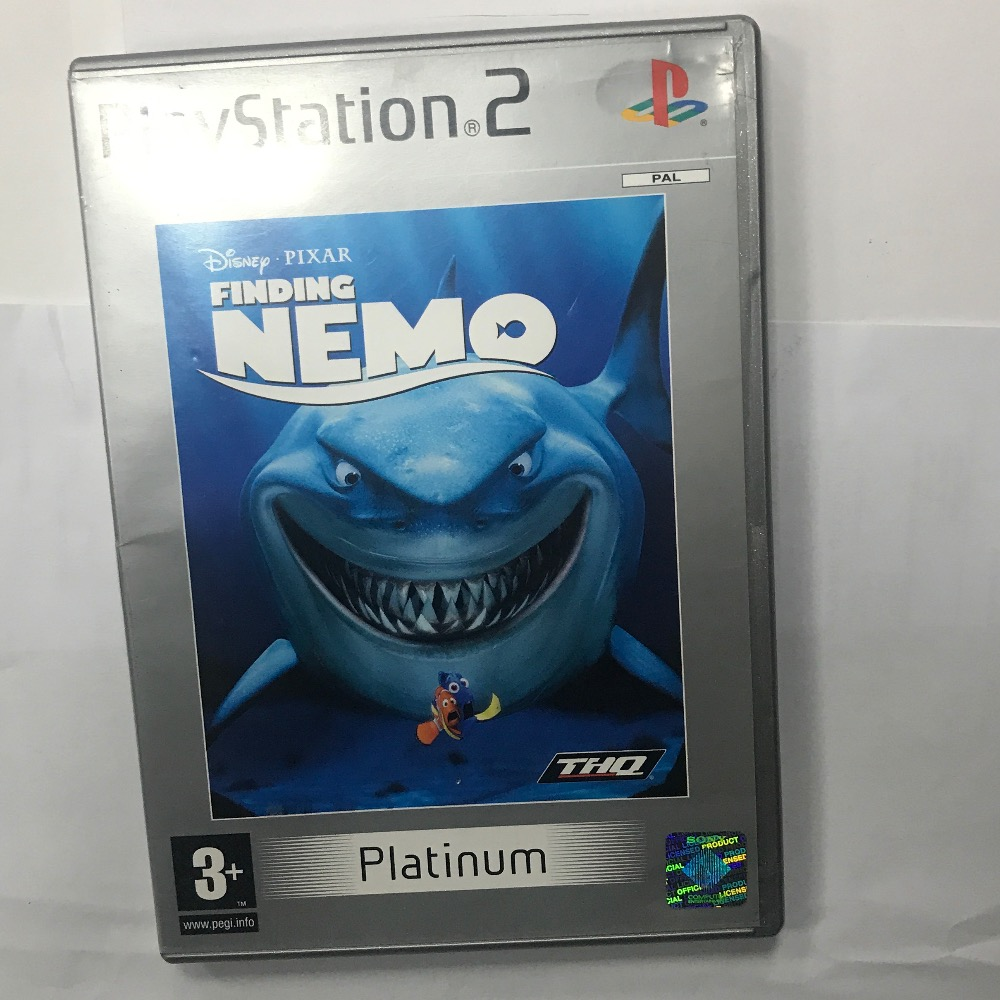 Product photo for Sony PS2 Game finding nemo PlayStation 2