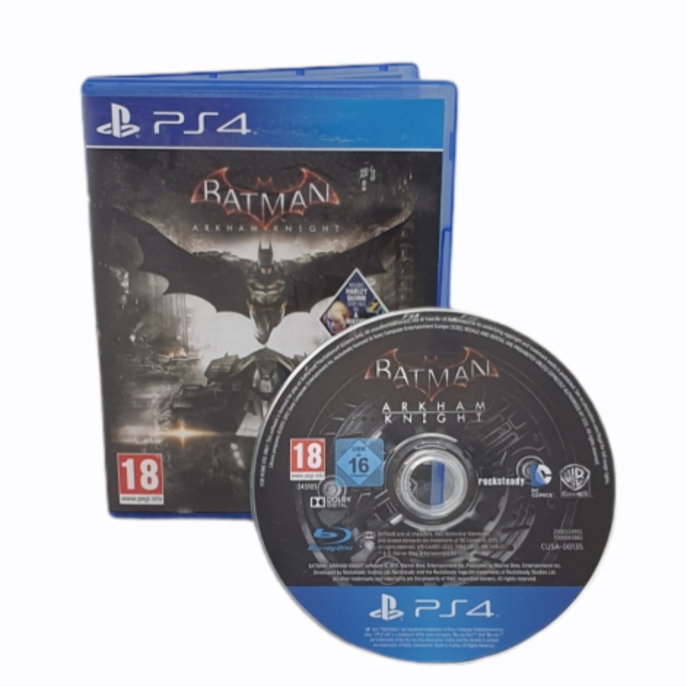 Product photo for Batman Arkham Knight - PlayStation 4 Game