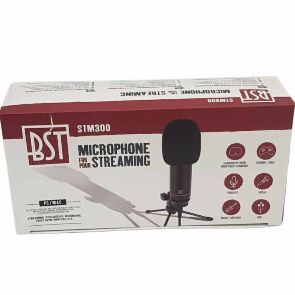 Product photo for STM300 Professional Mic