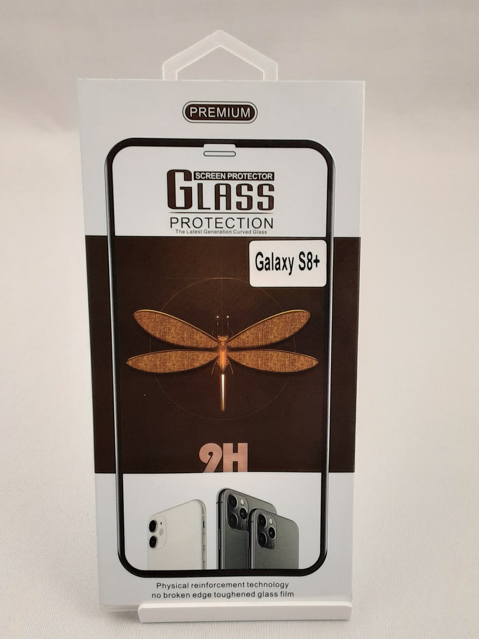 Product photo for My Screen Protector Samsung Galaxy S8+ Screen Protector