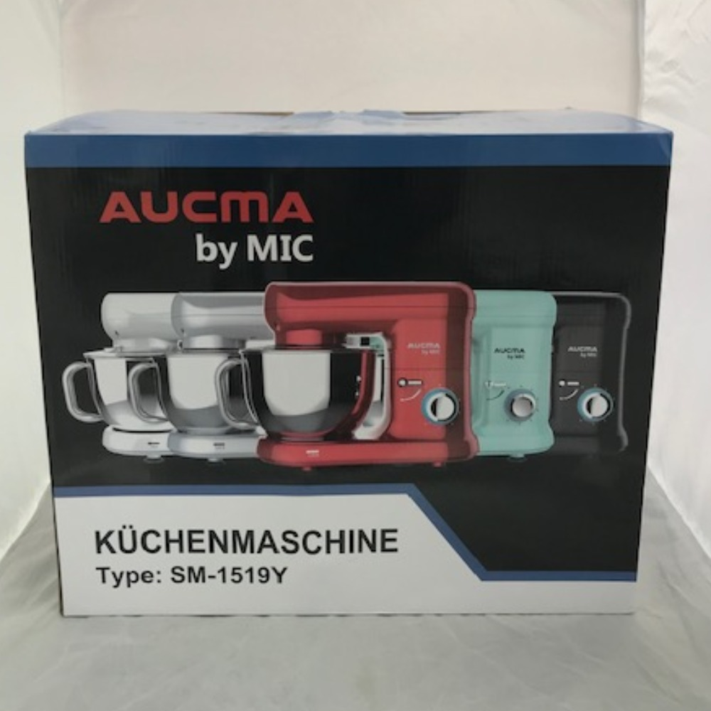 Product photo for AUCMA Stand Mixer (Boxed) *SALE*