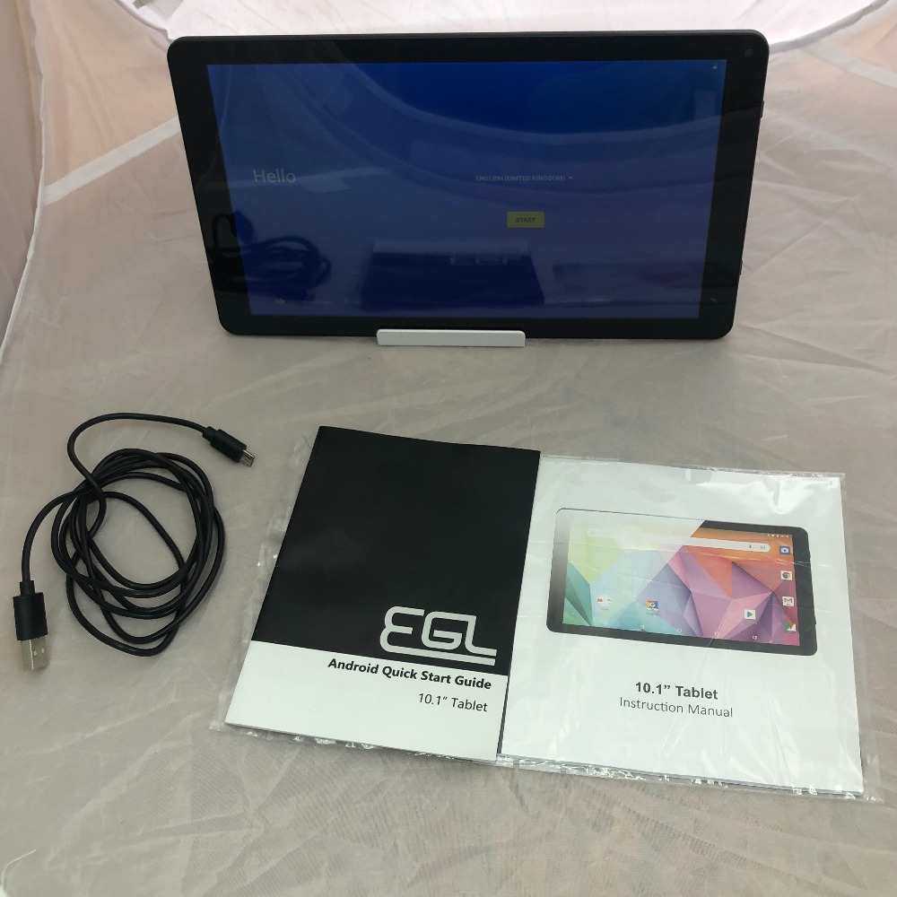 Product photo for EGL EGL Tablet 10.1
