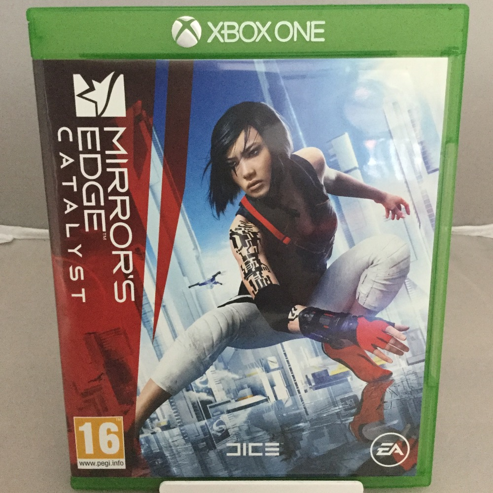 Product photo for Mirrors Edge Catalyst