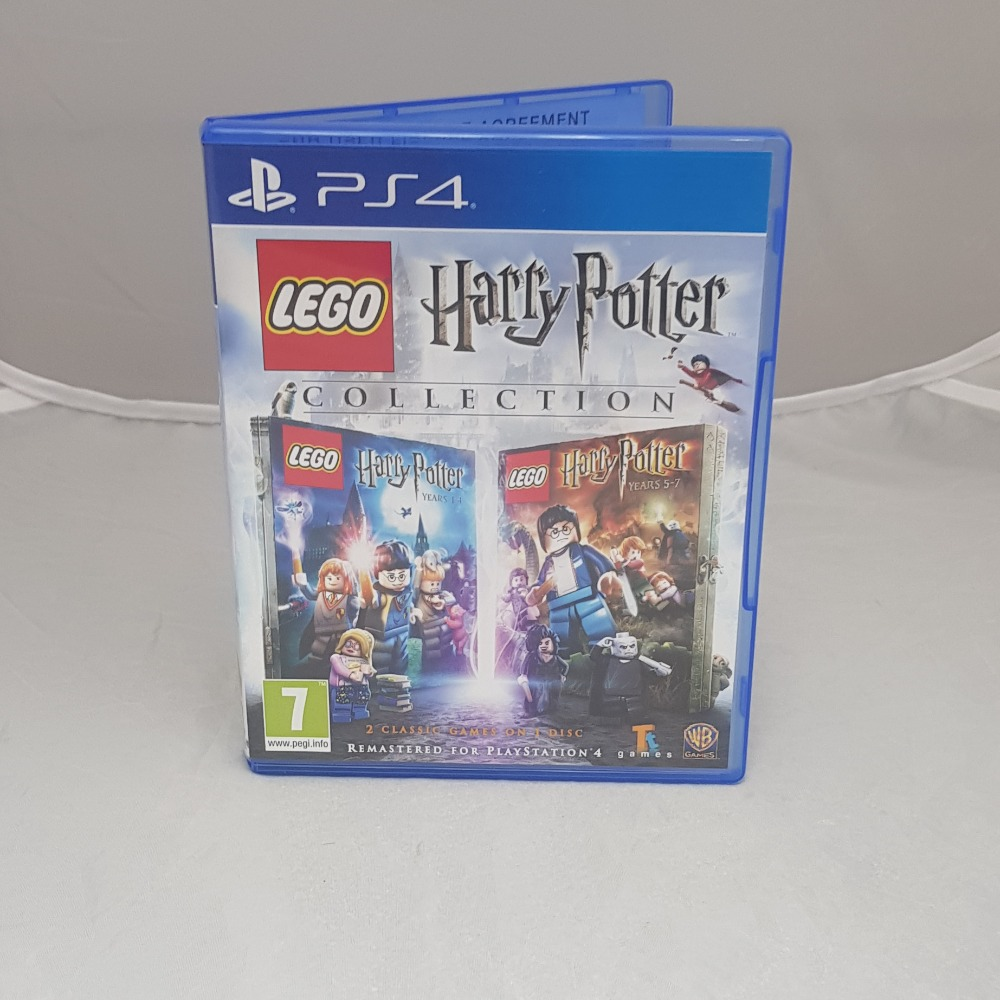 Product photo for Lego Harry Potter Collection (PS4)