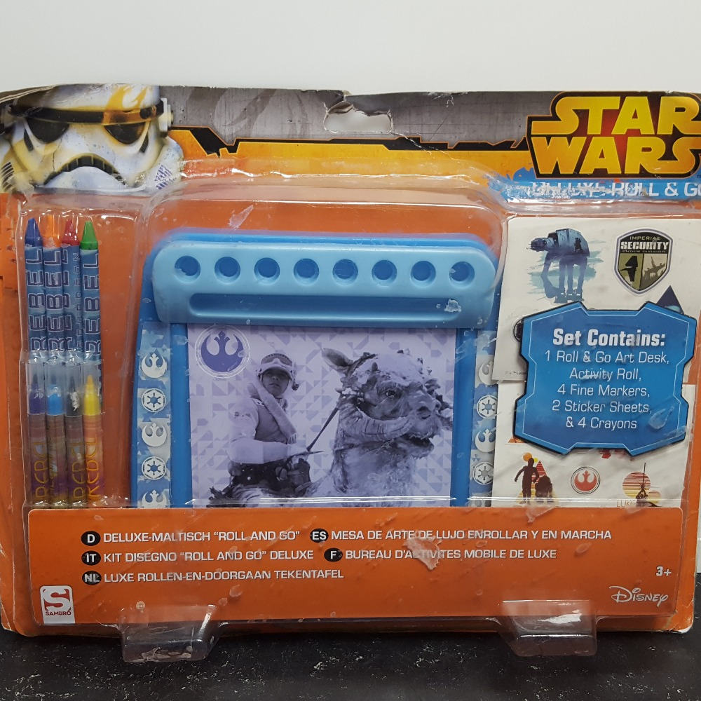 Product photo for Sambro Star Wars Roll and Go