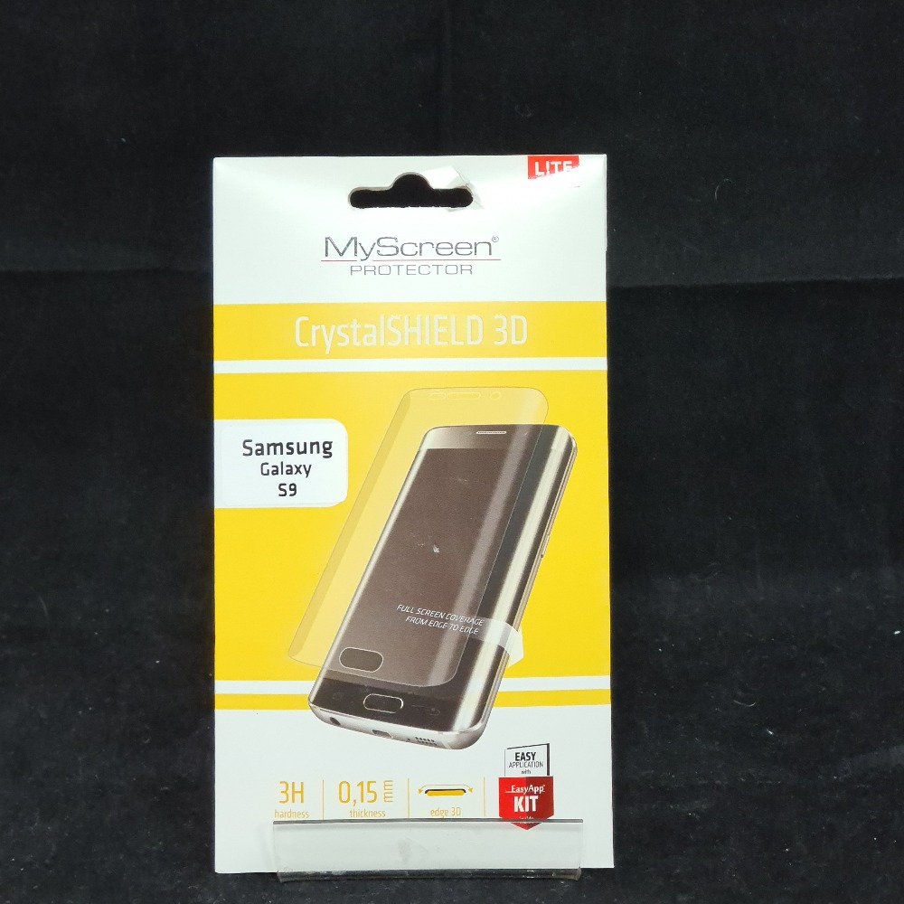 Product photo for Samsung Galaxy S9 Screen Protector