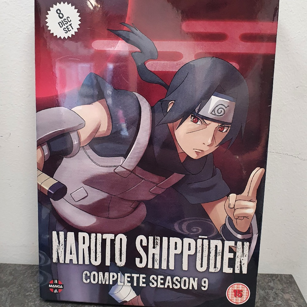 Product photo for Naruto Shippuden (DVD)