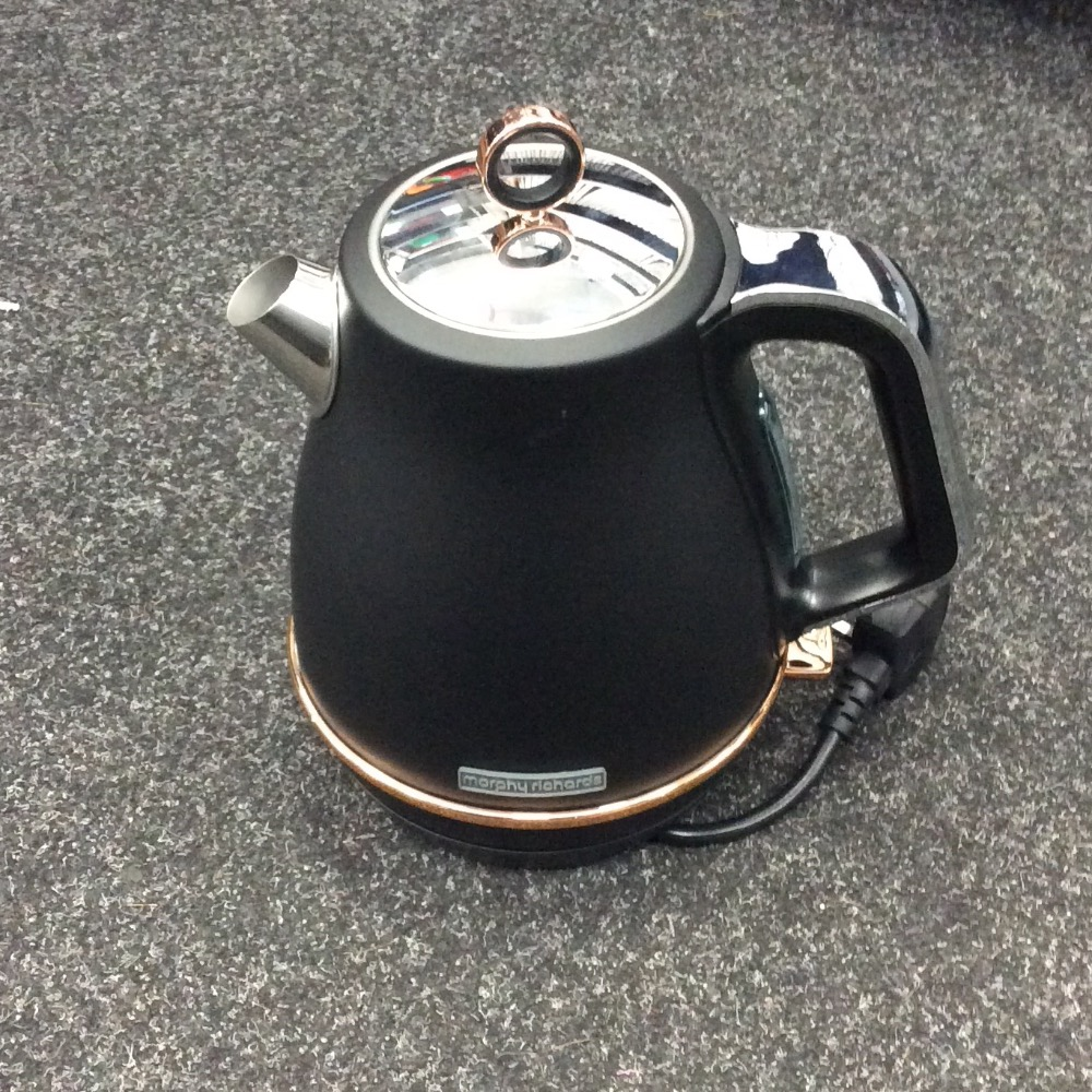 Product photo for Morphy Richards Morphy Richards kettle