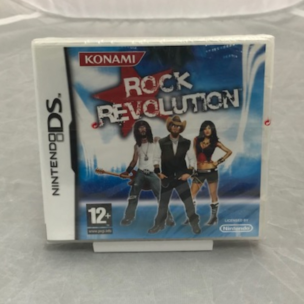 Product photo for Nintendo DS Rock Revolution