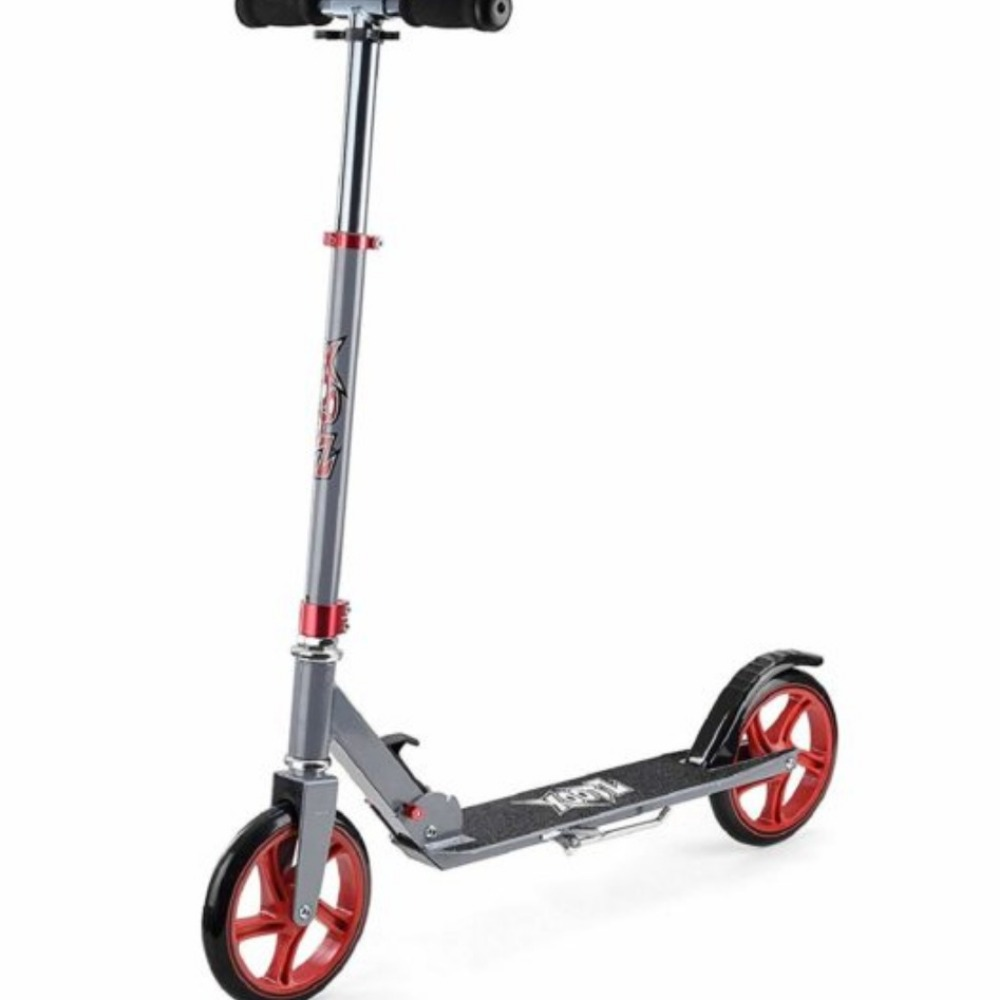Product photo for Xootz large wheel scooter