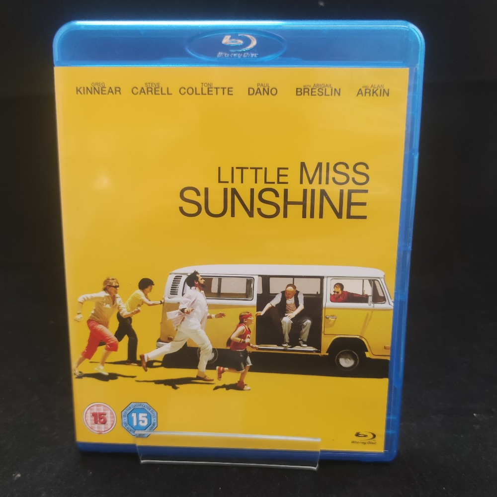 Product photo for Little Miss sunshine Blu-Ray