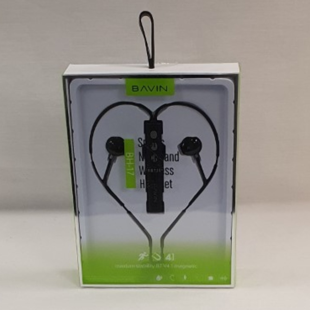 Product photo for Bavin Sports Wireless Headset