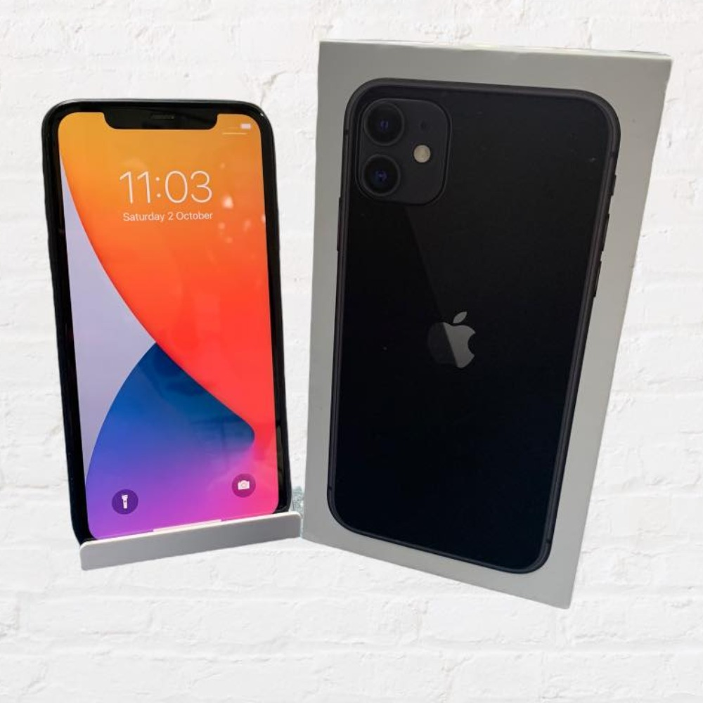 Product photo for Apple iPhone 11 - 64gb - Open / Unlocked Network