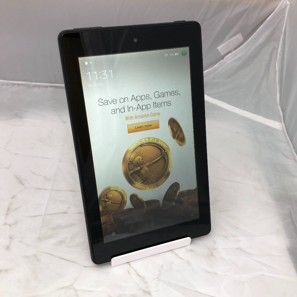 Product photo for Amazon Kindle Fire 7 9th generation