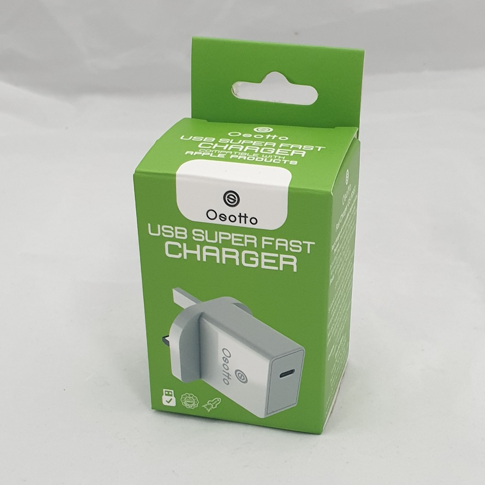 Product photo for Osotto Osotto PD USB fast charger