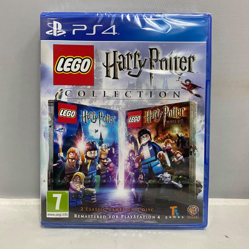 Product photo for PlayStation 4  Lego Harry Potter Collection