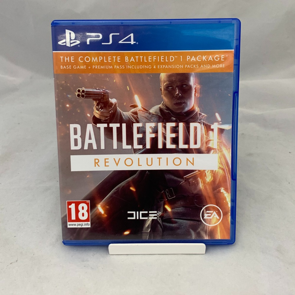 Product photo for Battlefield 1