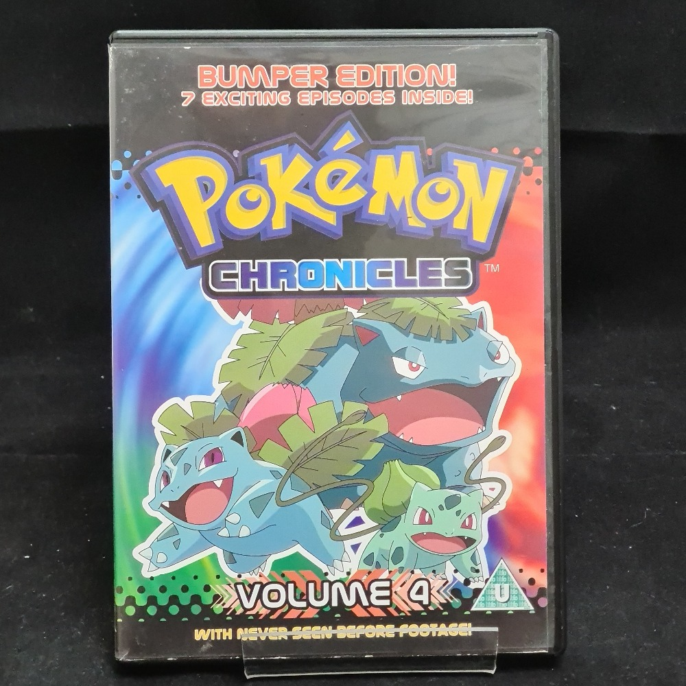 Product photo for Pokemon Chronicles Vol .4