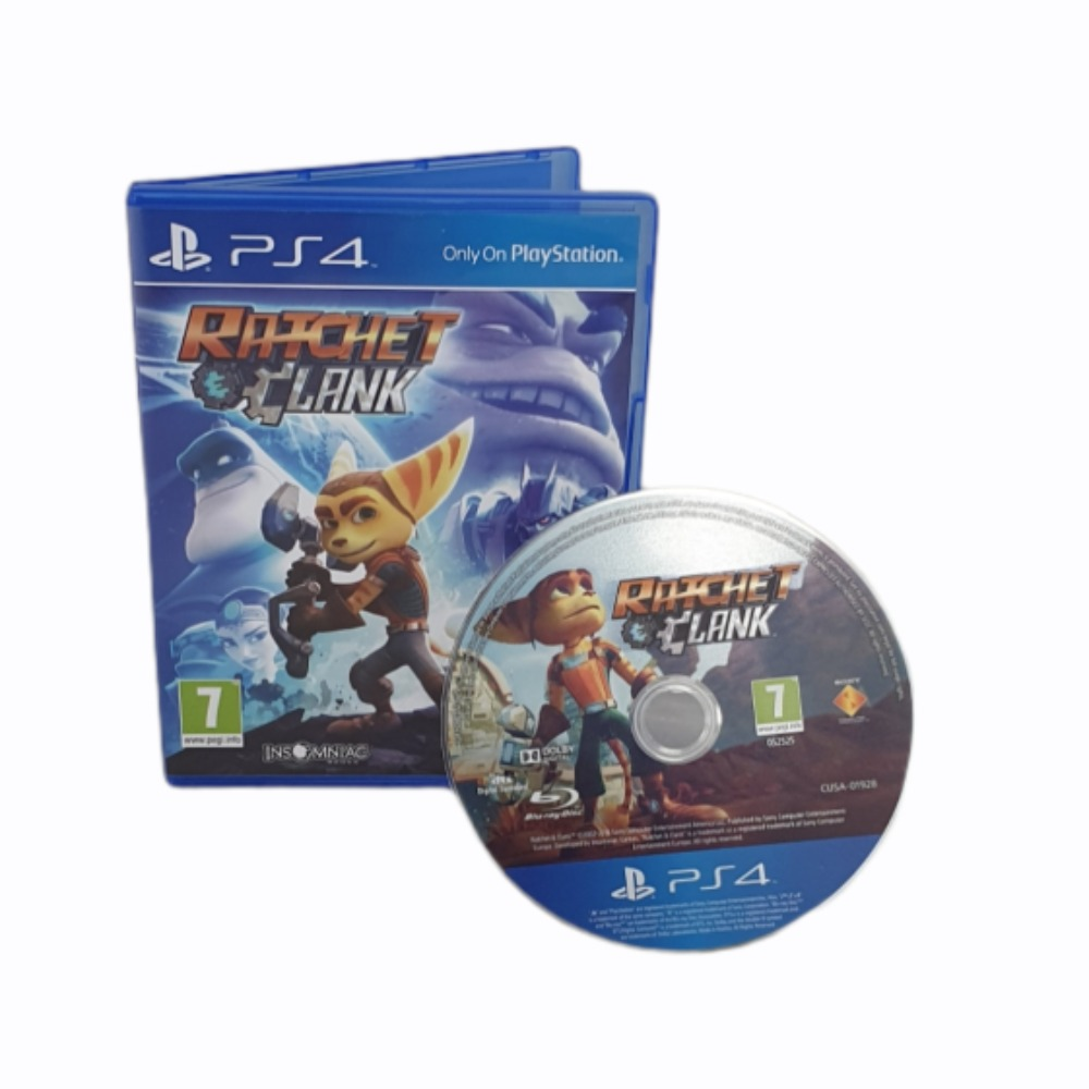 Product photo for Ratchet & Clank - Sony PlayStation 4 Game