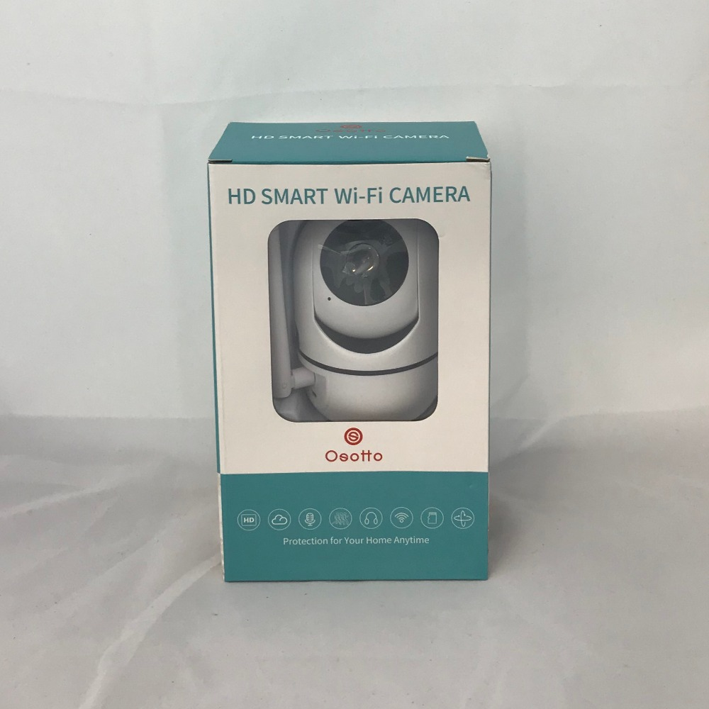 Product photo for Osotto WFC-42 OSOTTO HD SMART WIFI CAMERA