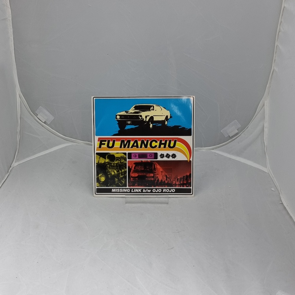 Product photo for Fu Manchu Missing Link 7