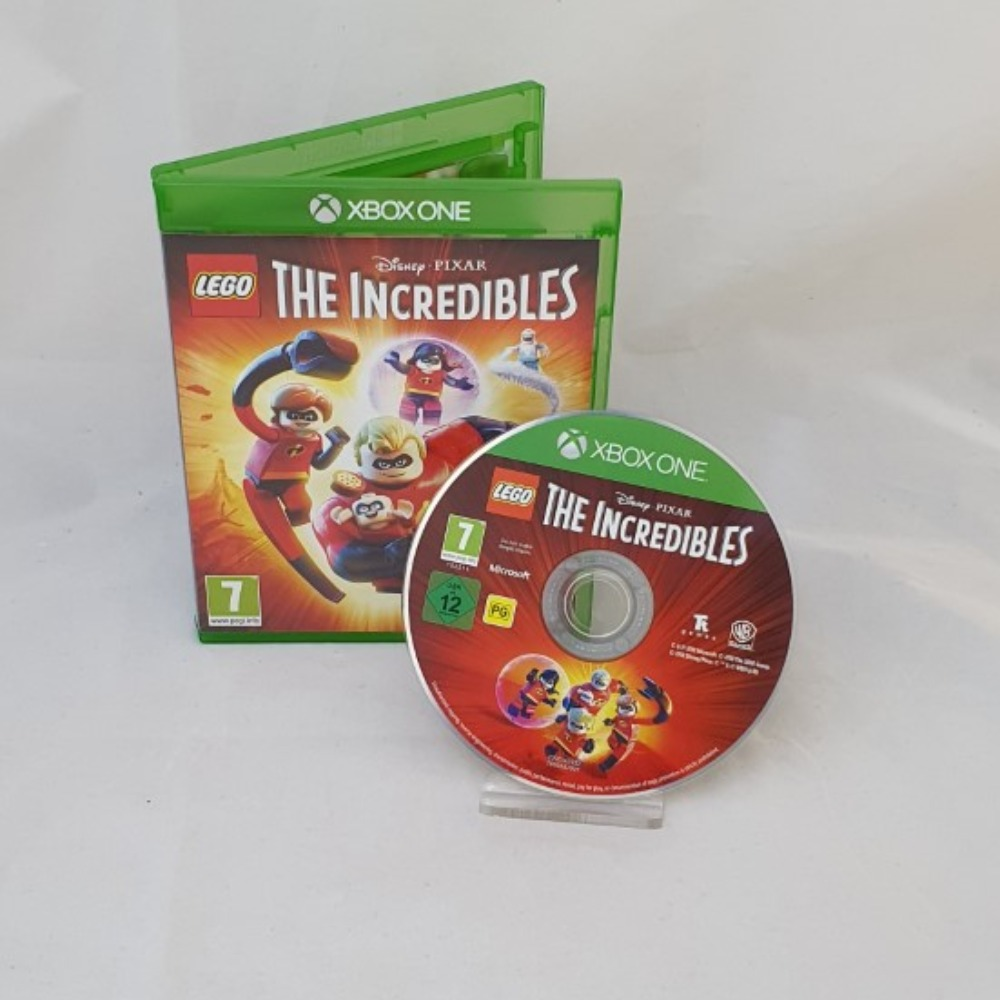 Product photo for Lego: The Incredibles Xbox One