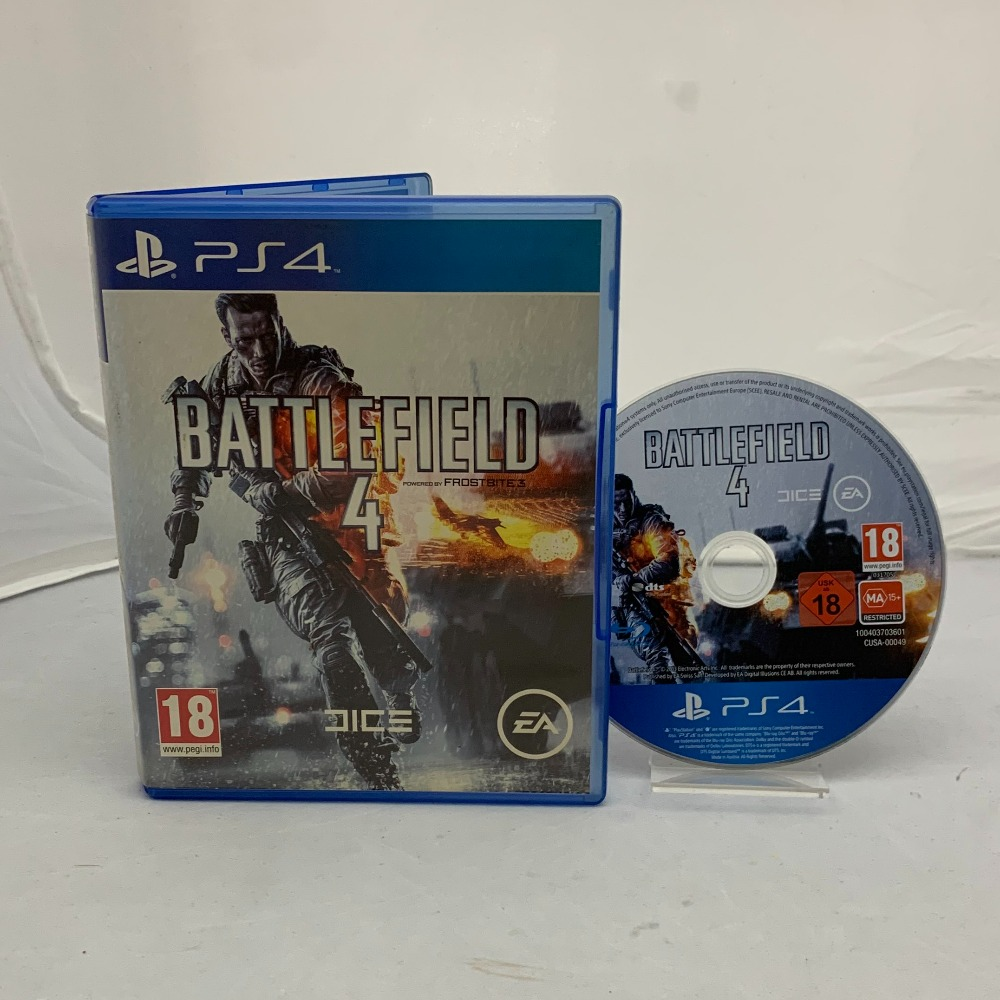 Product photo for Battlefield 4