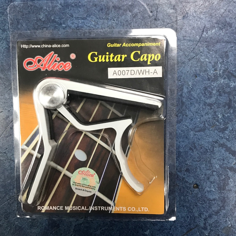 Product photo for Alice metal capo