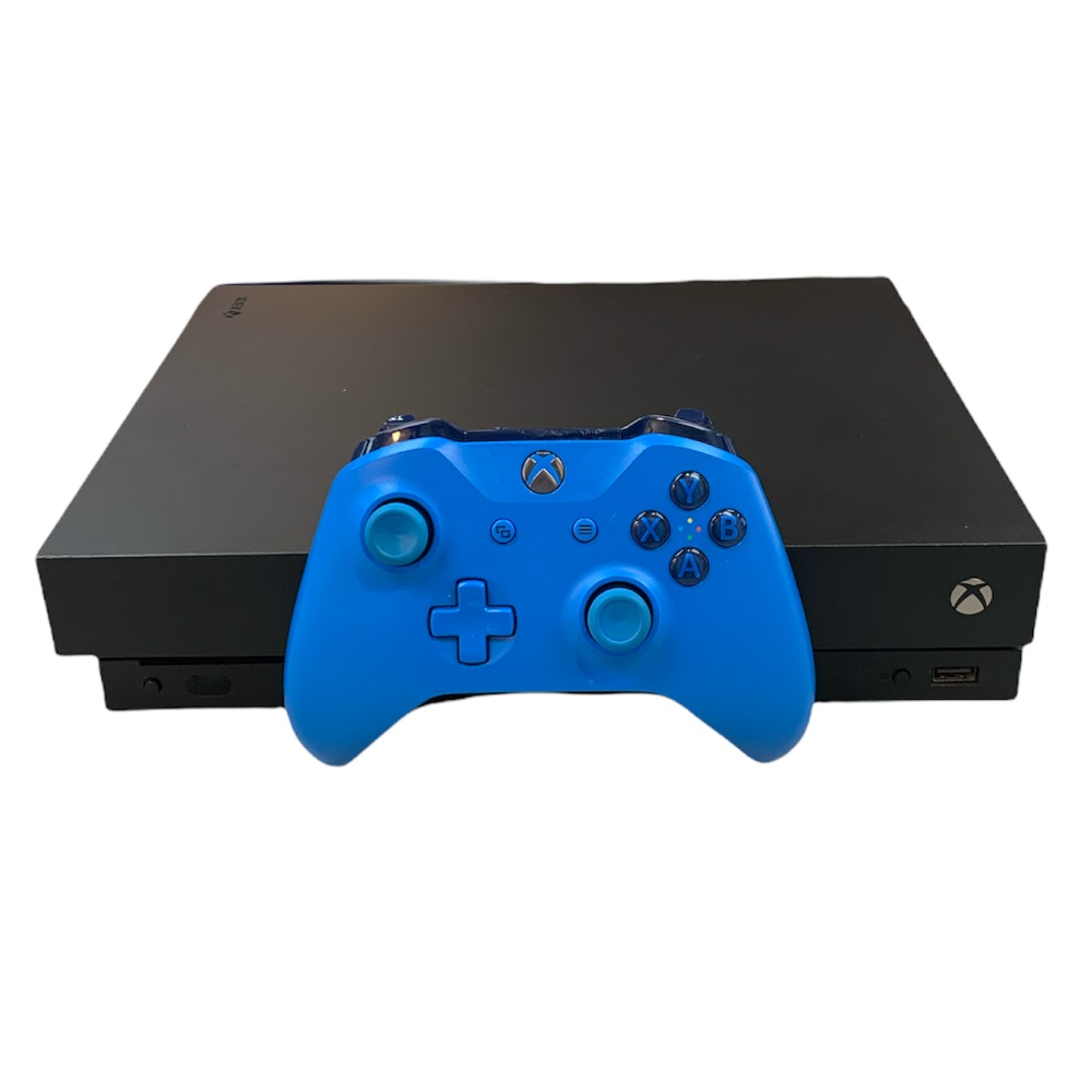 Product photo for Xbox One X Console 1TB Black
