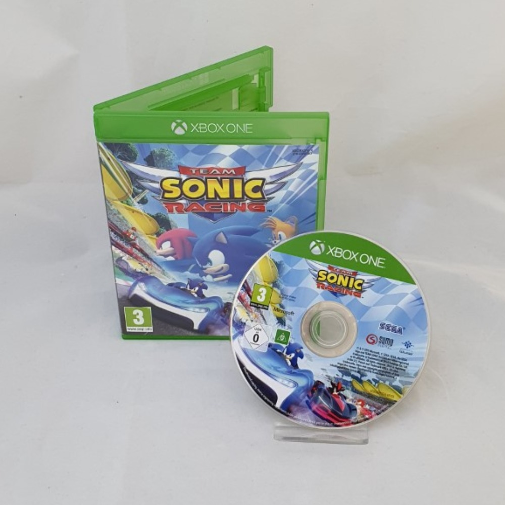Product photo for   Sonic Team Racing Xbox One