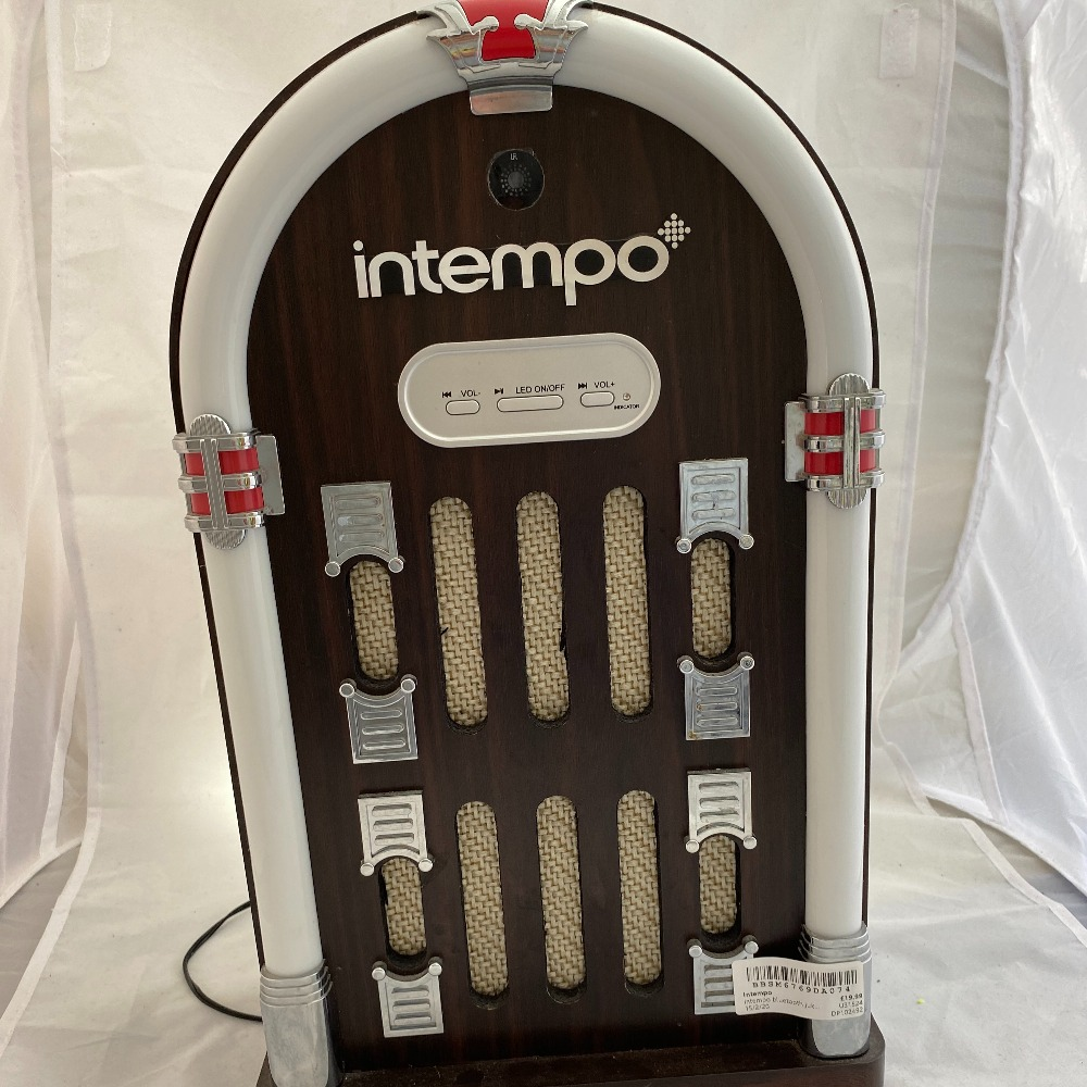 Product photo for Intempo