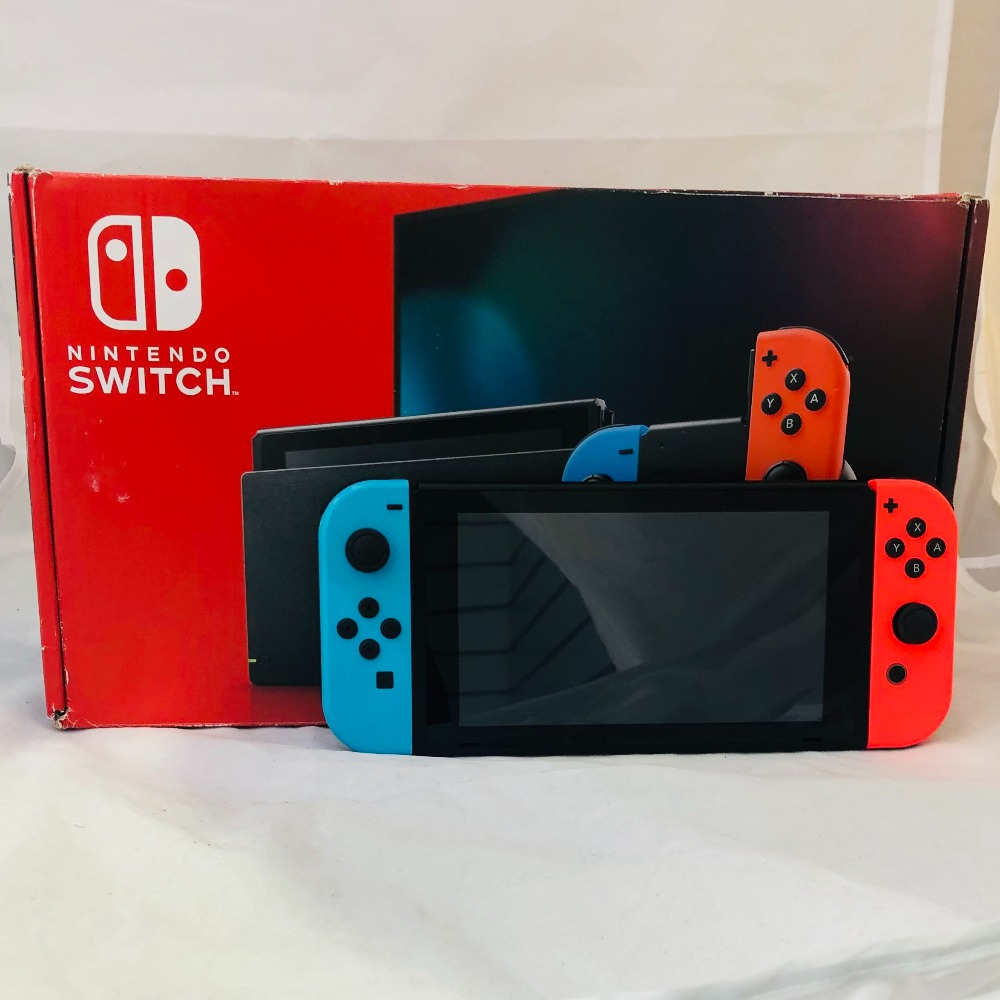 Product photo for Nintendo Switch