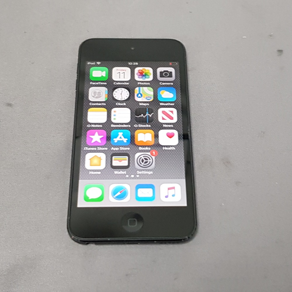 Product photo for Apple iPod Touch 32GB - Space Grey (A1574)