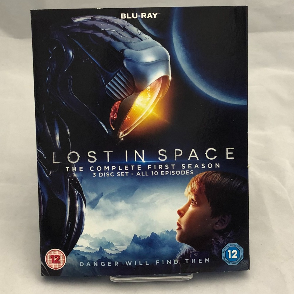 Product photo for Lost in Space - Blu-ray