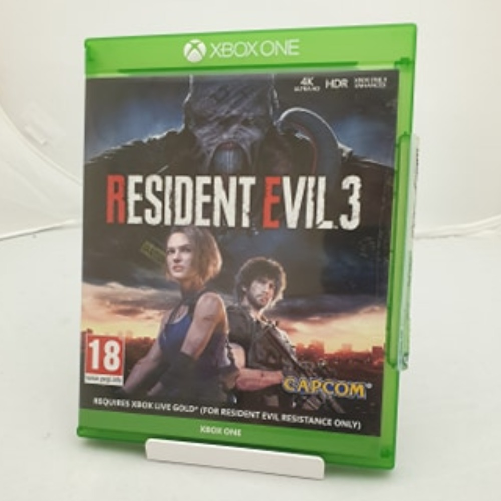 Product photo for Microsoft Resident Evil 3