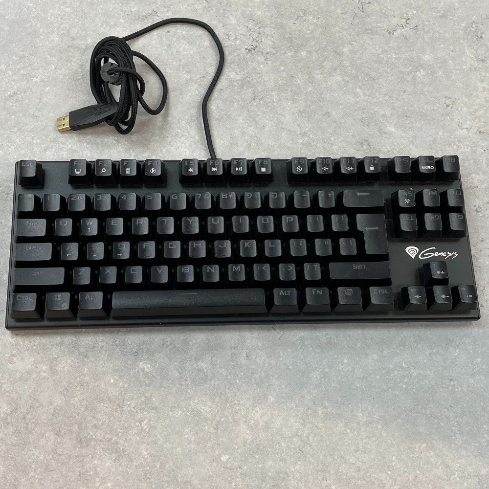 Product photo for Genesis Thor 300 Keyboard