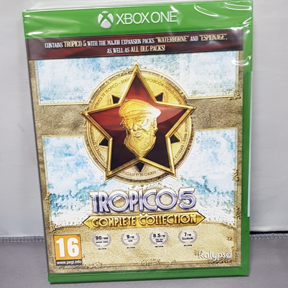 Product photo for Tropico 5 Xbox One