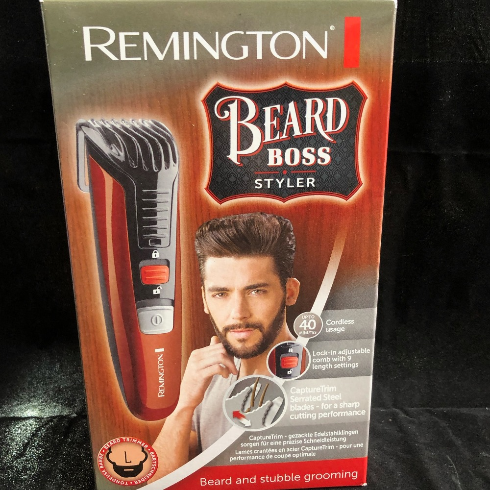 Product photo for REMINGTON STYLER MB4125