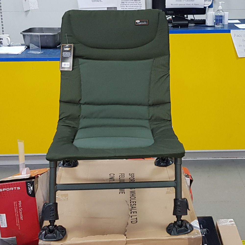 Product photo for NGT NGT Nomadic chair