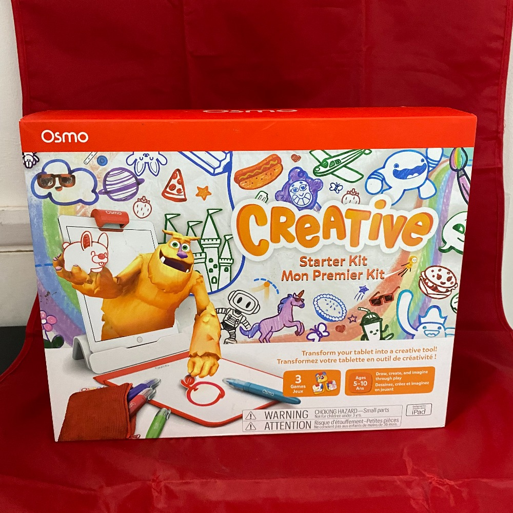 Product photo for Creative Starter Kit