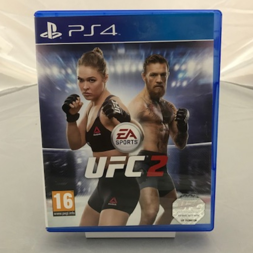 Product photo for PlayStation 4 Game UFC 2