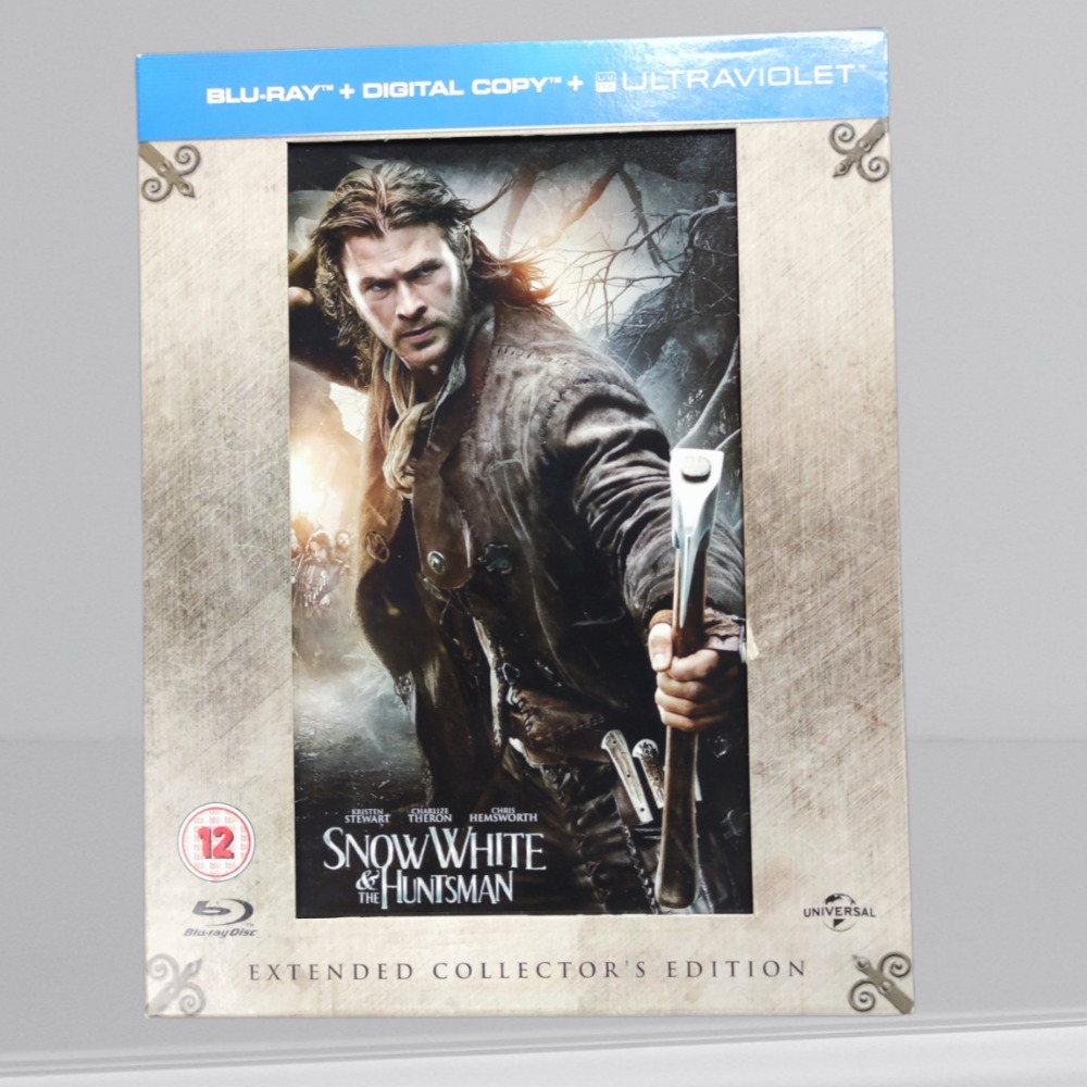 Product photo for Blu-ray Snow White & the huntsman