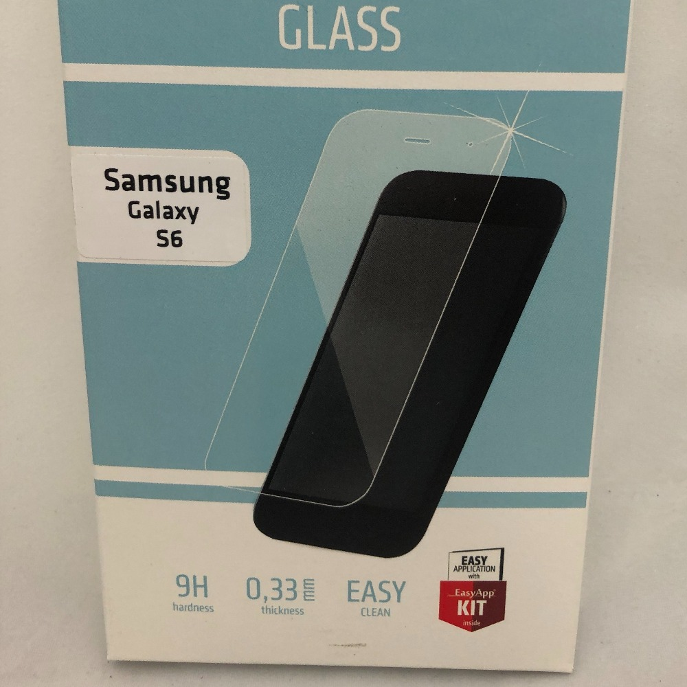 Product photo for Samsung S6 Temp Glass