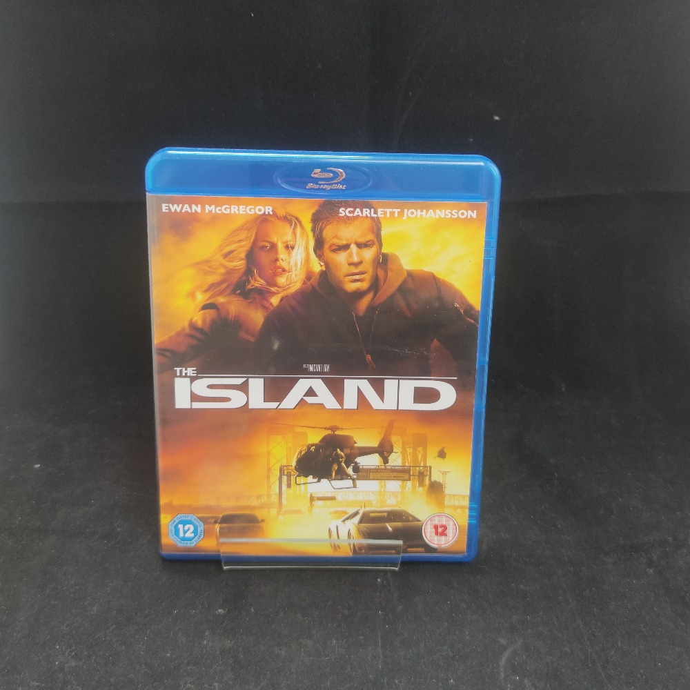 Product photo for The Island Blu-Ray