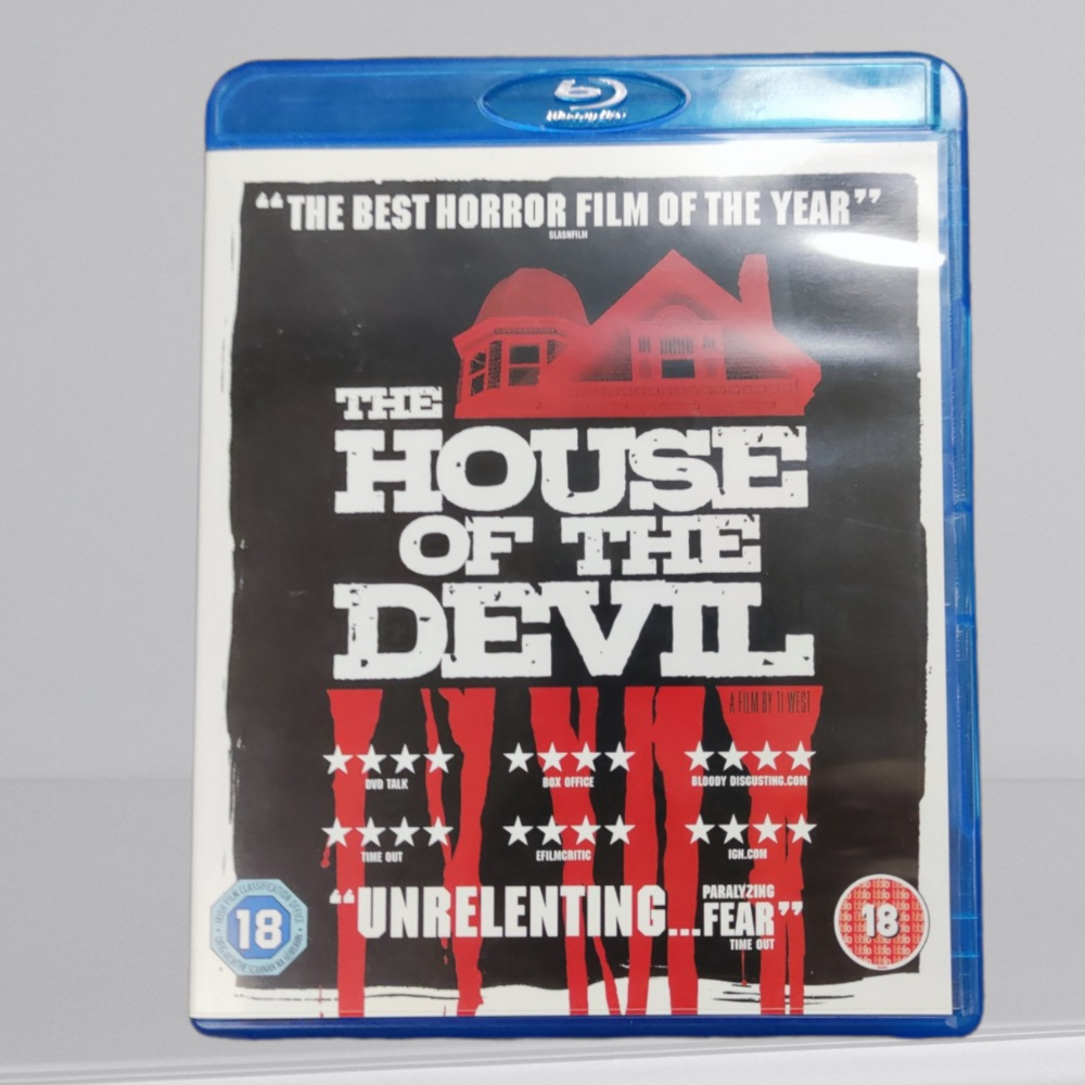 Product photo for Blu-ray House of the Devil