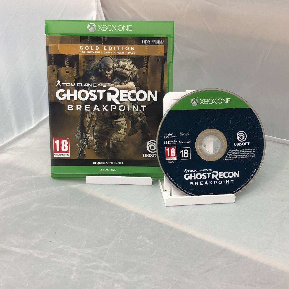 Product photo for ghost recon breaking point