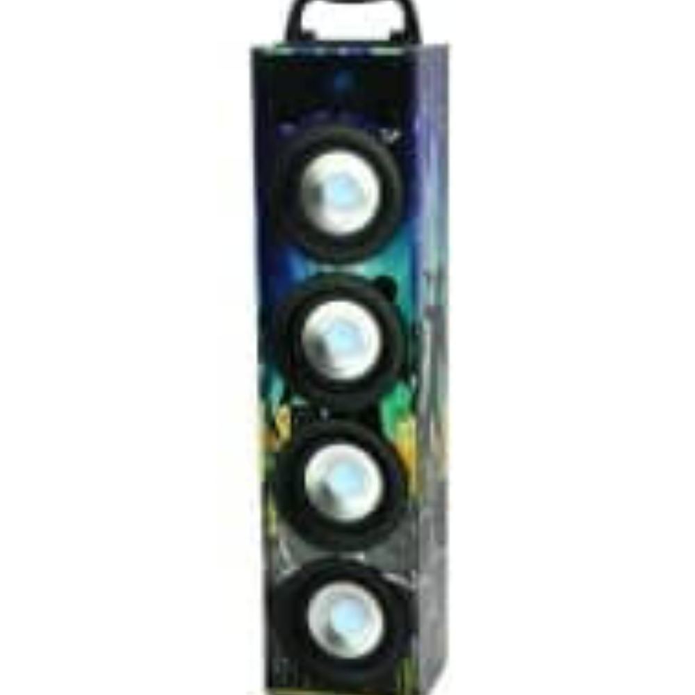Product photo for Party Disco 4 Bluetooth Speaker